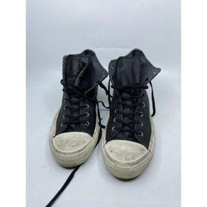 CONVERSE Sneakers White Black Mens 11 / Womens 13